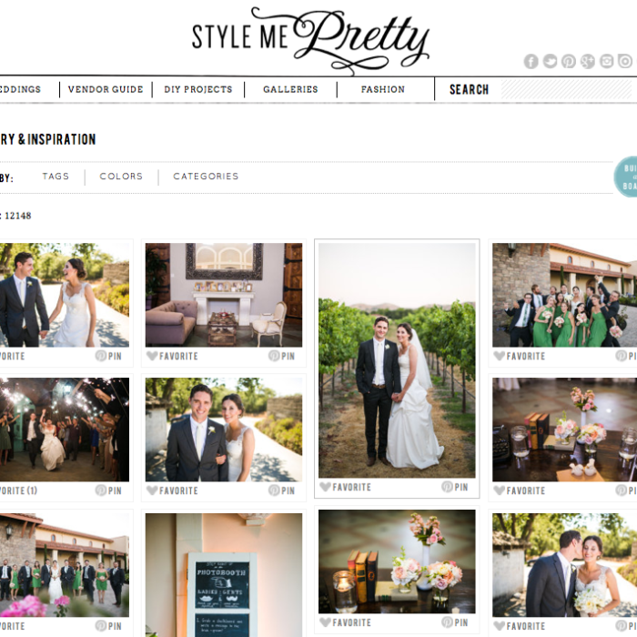 On being featured on SMP and Brooklyn Bride :)