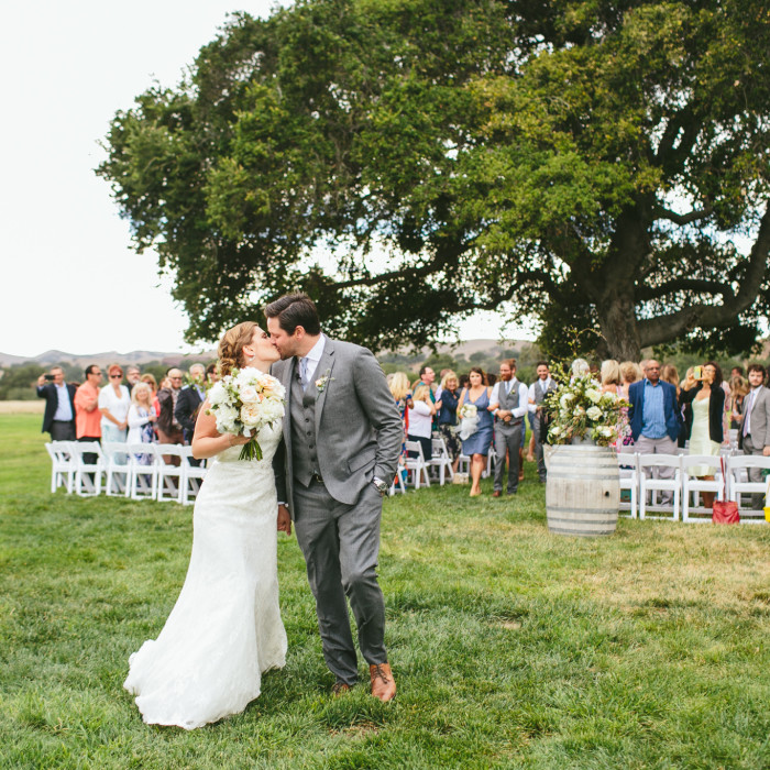 WHITNEY + PARKER'S SANTA BARBARA WEDDING