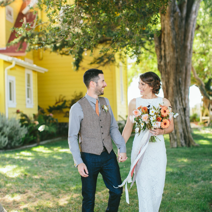 KELLY + DREW'S SAN LUIS OBISPO  WEDDING