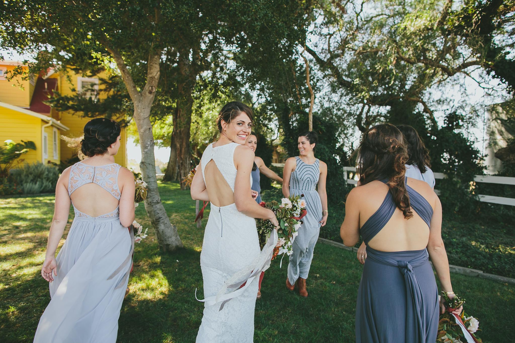 Kelly Drew S San Luis Obispo Wedding Kelly Boitano
