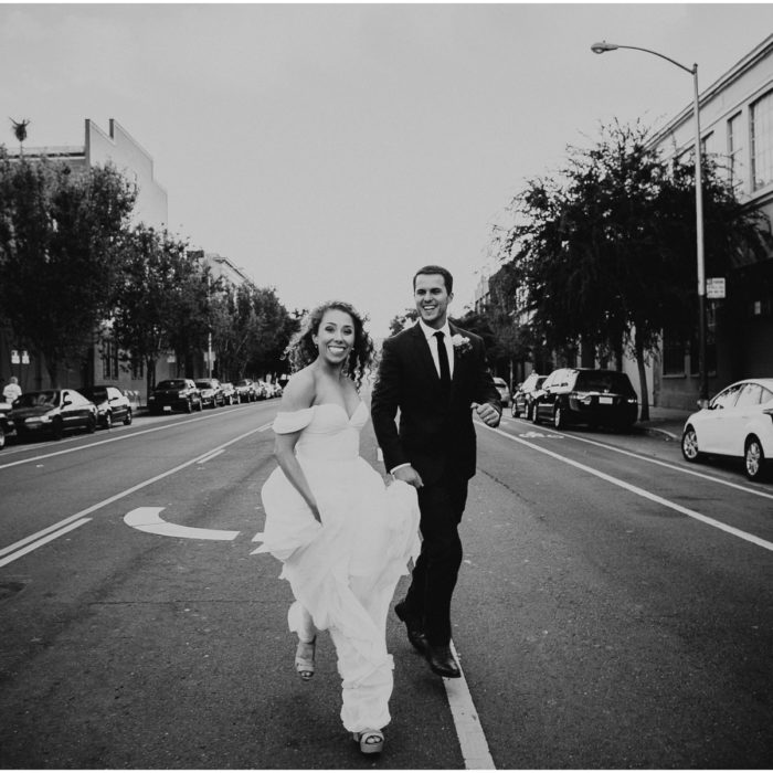 EMILY + PAUL'S SAN FRANCISCO WEDDING